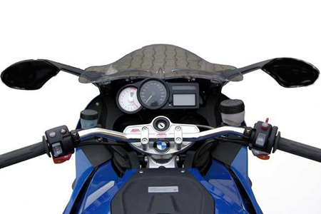abm superbike guidon transformation kit bmw k 1200 s. Black Bedroom Furniture Sets. Home Design Ideas